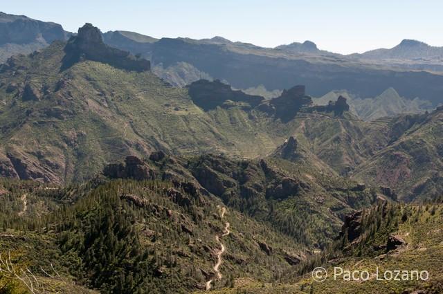 Gran Canaria: el interior montañoso