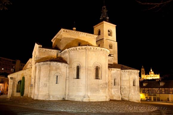 Segovia: San Millán