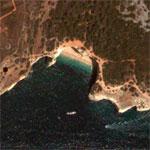 Imágenes vía satélite del mundo