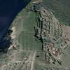 Machu Picchu en Google Earth