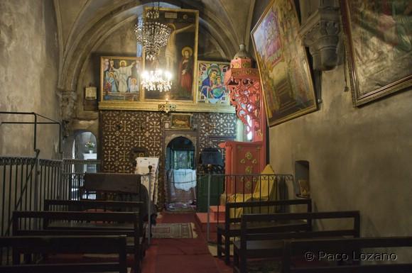 Resultado de imagen de iglesia copta en jerusalem