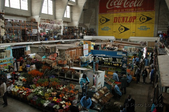 Nairobi City Market