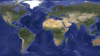 Imagenes De Satelite Del Mundo Vistas Y Mapas Satelitales