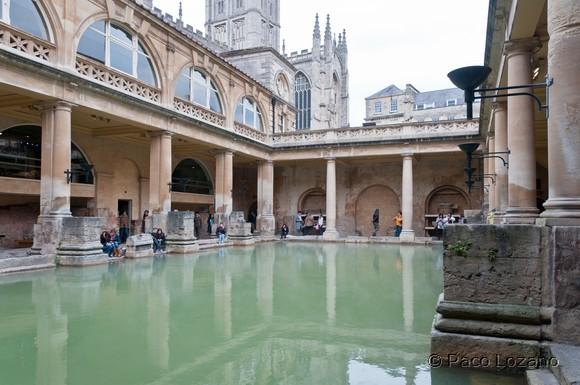Baños Romanos De Bath:Viajar a Inglaterra: recomendaciones