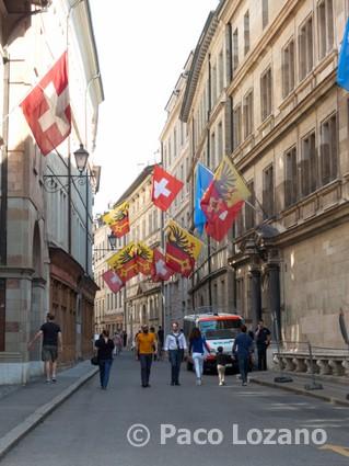 Transporte gratis en Ginebra